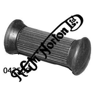 PILLION FOOTREST RUBBER
