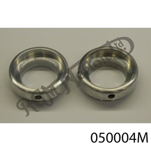 ALLOY FORK SEAL RETAINERS FOR EXTERNAL SPRINGS MANX (PR)