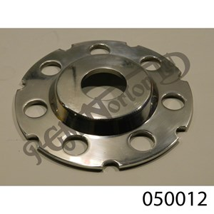"12"" ALLOY DISC CENTRE UNDRILLED"