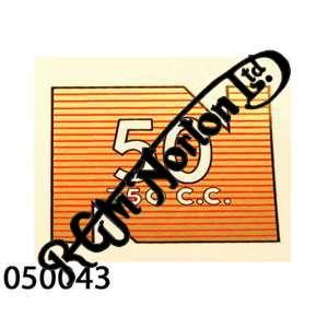 REAR MUDGUARD TRANSFER 350 MODEL 50