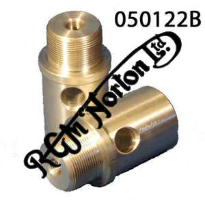 BSC STANCHION EXTENSIONS TO LIFT CLIP ONS (REPLACES STANCHION TOP NUT)(PR)
