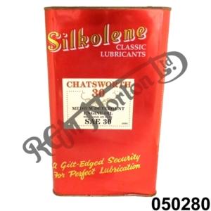 SILKOLENE CHATSWORTH 30 MONOGRADE (DETERGENT) 4 LITRE