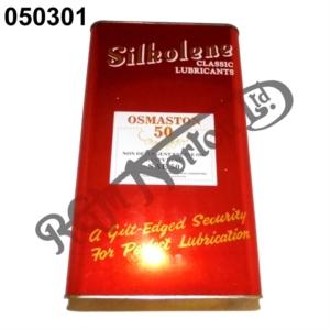 SILKOLENE OSMASTON 50 MONOGRADE (NON DETERGENT) 5 LITRE