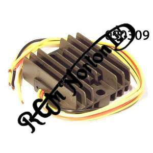SOLID STATE POWERBOX REPLACES RECTIFIER & ZENER DIODE, SUITABLE FOR ANY 3 PHASE