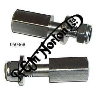 LONG HEX STEERING STOP BOLTS FOR ALLOY YOKES ETC (PR)