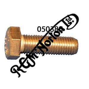 "5/16"" UNF HEX HEAD BOLT 1"" (STAINLESS STEEL)"