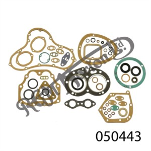 750 ATLAS FULL GASKET SET WITH 750 COMMANDO EYELETTED GASKET