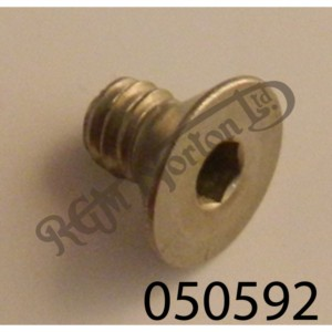 "1/4"" UNC COUNTERSUNK ALLEN SCREW X 3/8"""