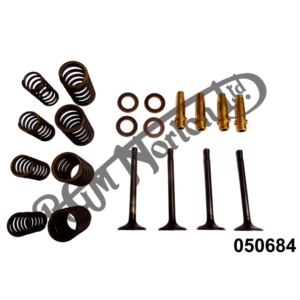 CYLINDER HEAD OVERHAUL KIT, TWINS PRE 63 (COLSIBRO)