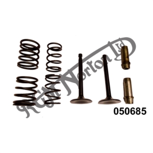 CYLINDER HEAD OVERHAUL KIT, 500 OHV SINGLE PRE 1962