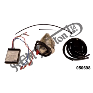 ELECTRONIC IGNITION TO REPLACE MAGNETO FOR TWIN CYLINDER 6V (TWIN OUTPUT COIL)
