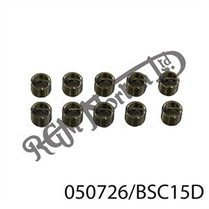 """1/4"""" B.S.C WIRE INSERT FOR HELICOIL TYPE THREAD REPAIR (1.5 DIA)"""