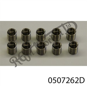 """1/4"""" B.S.F WIRE INSERT FOR HELICOIL TYPE THREAD REPAIR (2 DIA)"""