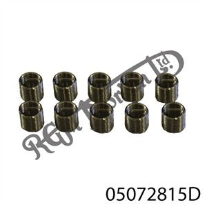 """3/8"""" B.S.F WIRE INSERT FOR HELICOIL TYPE THREAD REPAIR (1.5 DIA)"""