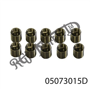 """3/8"""" B.S.C WIRE INSERT FOR HELICOIL TYPE THREAD REPAIR (1.5 DIA)"""