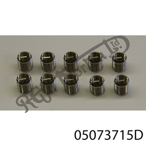 """1/4"""" U.N.C WIRE INSERT FOR HELICOIL TYPE THREAD REPAIR (1.5 DIA)"""