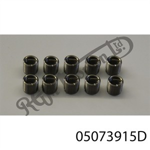"""3/8"""" U.N.C WIRE INSERT FOR HELICOIL TYPE THREAD REPAIR (1.5 DIA)"""