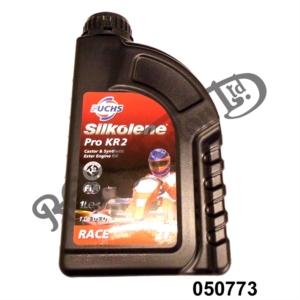 PRO KR2 2 STROKE ENGINE OIL (SILKOLENE) 1LTR