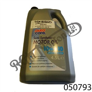 AUTOCARE SEMI SYNTHETIC ENGINE OIL 10W/40 5LTR