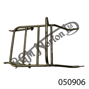 LUGGAGE RACK PRE FEATHERBED SINGLE DOWNTUBE