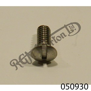 """3BA RAISED SLOTTED COUNTER SUNK SCREW X 3/8"""""""