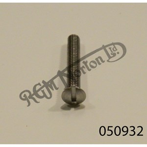 """3BA RAISED SLOTTED COUNTER SUNK SCREW X 1"""""""
