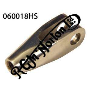 """5/16"""" UNF LEFTHAND CLEVIS FORK FOR MANX STYLE HEAD STEADY"""