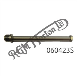 FRONT ISOLASTIC MOUNT BOLT, NUT AND WASHERS