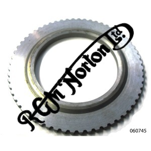 THICK STEEL PRESSURE PLATE (USED ON FOUR FRICTION PLATE CLUTCH)