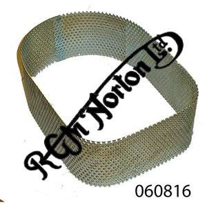 AIR FILTER PERFORATED GAUZE 1967-74