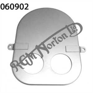 COMMANDO AIR FILTER FRONT PLATE