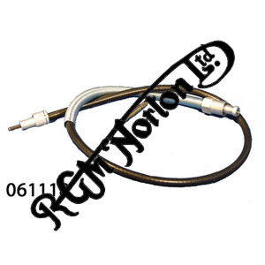 """TACHOMETER CABLE, 2' 6"""" OUTER"""