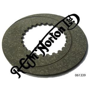 CLUTCH PLATE FIBRE 3.6MM