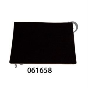 """BATTERY TRAY CENTRE RUBBER 3"""" X 4.13"""" X 0.13"""""""