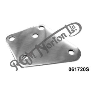 REVERSE CONE MOUNTING PLATE (BRUSHED FINISH) MAIN SUPPORT BACK PLATE
