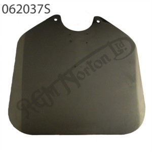 REAR NUMBER PLATE MOUNT, FASTBACK WITH INDICATOR BRACKET