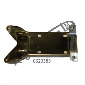 REAR NUMBER PLATE MOUNT, UPTO 1972, 750 TYPE