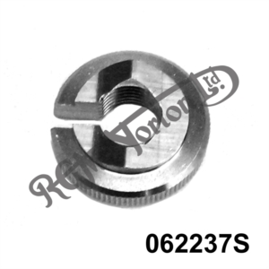HANDLEBAR CABLE ADJUSTER NUT FACE CAM TYPE, COMMANDO