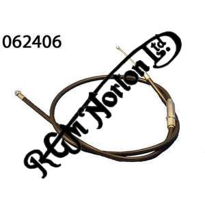 """THROTTLE CABLE FIRST SECTION HI-RIDER, 30"""" OUTER"""