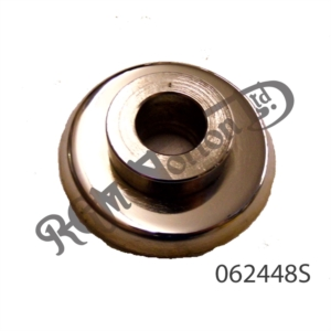 FRONT WHEEL SPACER/DUST COVER FOR COMMANDO DISC SIDE