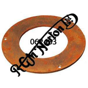 CLUTCH BACKING PLATE, COMMANDO