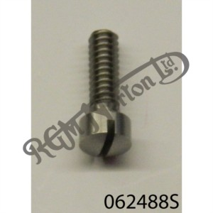 "STAINLESS SLOTTED 3/16"" BSW RAISED CHEESEHEAD SCREW"