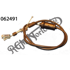 """FRONT BRAKE CABLE WITH SWITCH 37"""" OUTER, NORTON COMMANDO"""