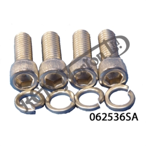 """MANIFOLD TO HEAD ALLEN BOLTS (5/16"""" BSW) (STAINLESS STEEL)(4)"""