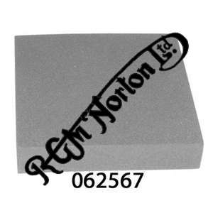 PETROL TANK MOUNTING RUBBER THICK, 4 X 4 X 0.75