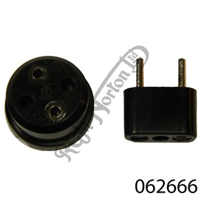 POWER TAKE OFF ACCESSORY PLUG AND SOCKET