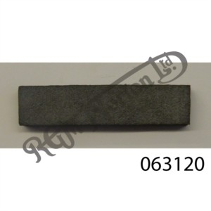 SOFT RUBBER PROTECTIVE STRIP