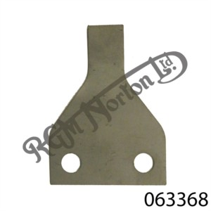 OIL FILTER LOCKING PLATE STAINLESS STEEL