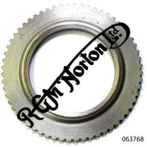 THIN STEEL PRESSURE PLATE (USED ON 5 FRICTION PLATE CLUTCH)