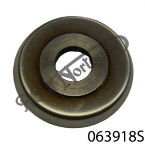 FRONT WHEEL SPACER/DUST COVER, COMMANDO, PINCH BOLT SIDE